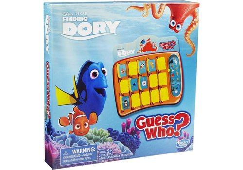 Wie is Het: Finding Dory (B6733)