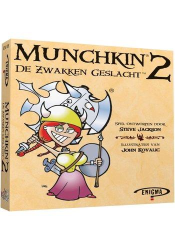 Munchkin 2: De Zwakken Geslacht (ENI008)