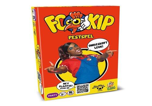 Kaartspel FC Kip: pestspel (TG075424)