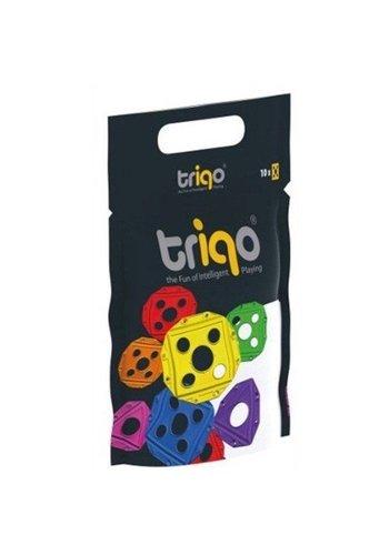 TriQo Booster pack vierkant rood: 10 stuks (010230)