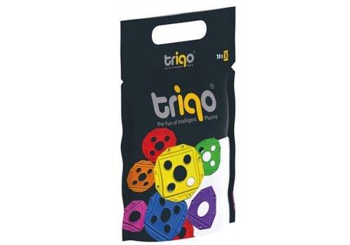 TriQo Booster pack vierkant paars: 10 stuks (010250)