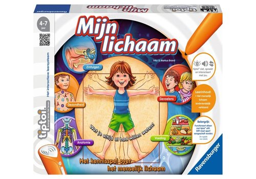 Spel Tiptoi: Mijn Lichaam (007110)