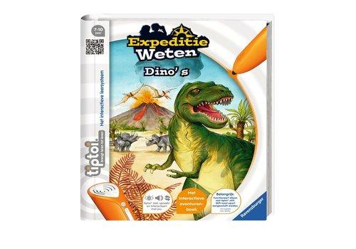 Ravensburger Boek Tiptoi Expeditie weten - Dino