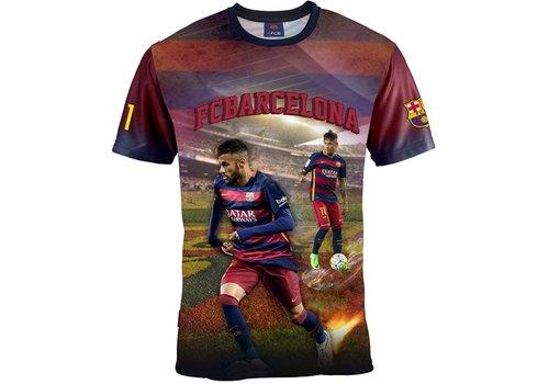 FC Barcelona T-shirt barcelona Neymar (5001CYN6E)
