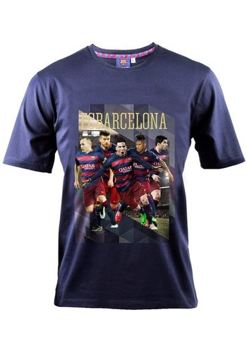 Messi T-shirt barcelona spelers (5001CAG16P)