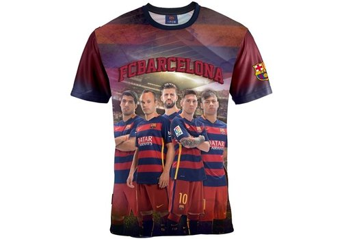 Messi T-shirt barcelona spelers (5001CFI6E)