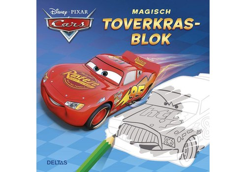 Cars Toverkrasblok Cars (6%) (0691577)
