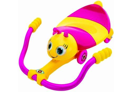 RAZOR Twisti Razor geel/roze Little Buzz
