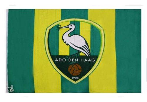ADO den Haag Vlag ado groot 100x150 cm logo