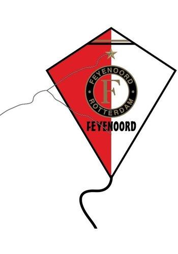 Feyenoord Vlieger feyenoord: 60x70 cm