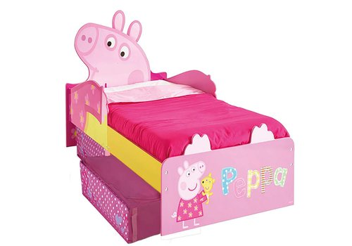 Bed Peuter Peppa Pig: 143x77x75 cm (509PED)