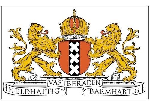 Ajax  Vlag reus 150x200 cm Vastberaden