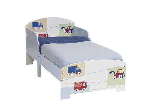 Bed Peuter Voertuigen: 145x77x59 cm (450EEV01NEM)