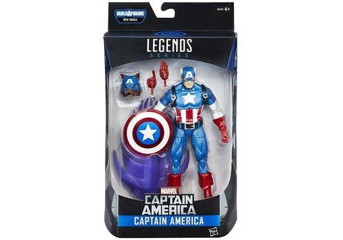 Action figure Captain America 15 cm: Captain (B6394/B6355)