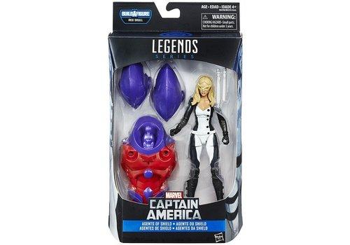 Action figure Captain America 15 cm: Agents (B6396/B6355)