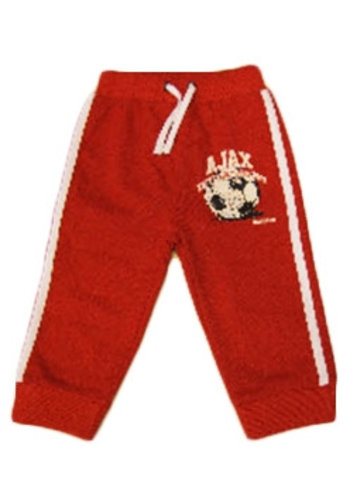 AJAX  Baby pant ajax rood little soccer fan