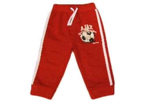 AJAX  Baby pant ajax rood little soccer fan