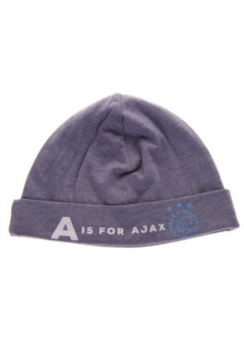 AJAX  Baby muts ajax blauw: A is for Ajax