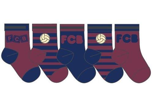 FC Barcelona Baby sokjes barcelona 5-pack