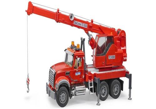 MACK Granite Tip up truck Bruder (02826)