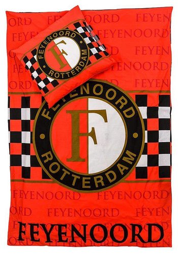 Feyenoord Dekbedovertrek Feyenoord