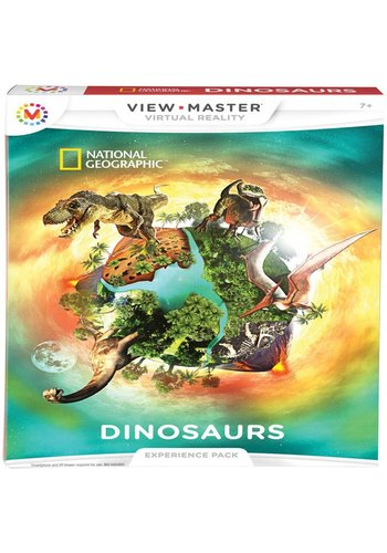 View Master VR Experience pack: Dinosaurs (DTN70)