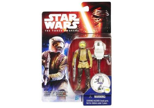 Action figure Star Wars 10 cm: Trooper (B3451/B3445)