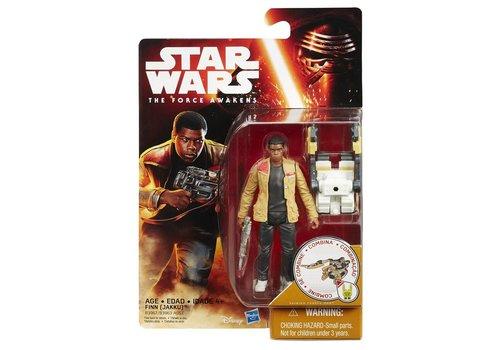 Action figure Star Wars 10 cm: Finn (B3967/B3963)