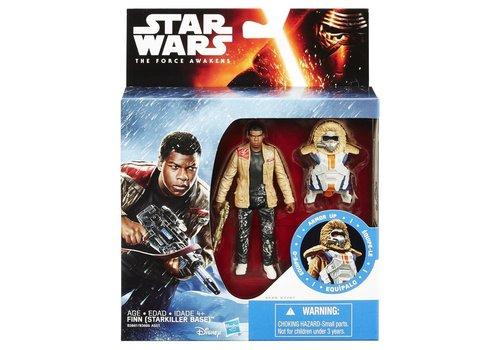 Action figure Star Wars 10 cm: Finn (B3887/B3886)