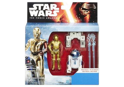 Action figure Star Wars 2-Pack 10 cm: R2-D2 (B3957/B3955)