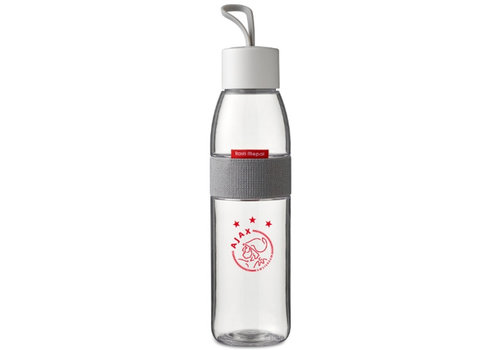 AJAX  Waterfles ajax met logo: 500 ml