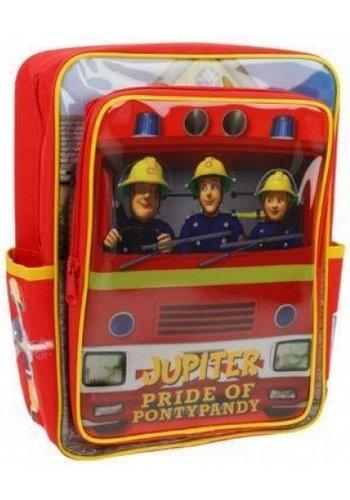 Brandweerman Sam Rugzak Brandweerman Sam: 32x24x14 cm (SAM001014)