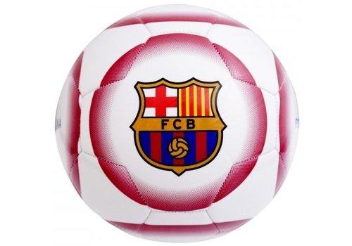 FC Barcelona Bal barcelona leer groot wit crest