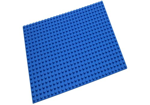 Grondplaat Hubelino: blauw 560 noppen (420329)