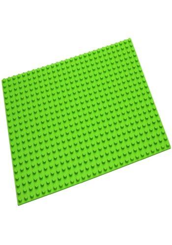 Grondplaat Hubelino: groen 560 noppen (420312)