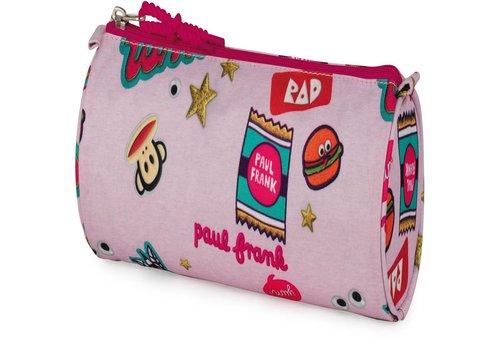Etui Paul Frank Girls pink: 8x23x8 cm (172PFR602)