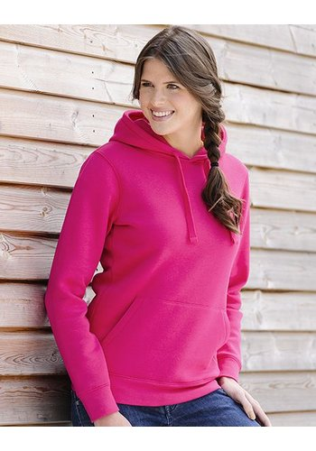 Russell Ladies Hooded sweater