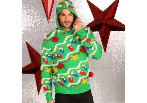 Kersttrui hoodie