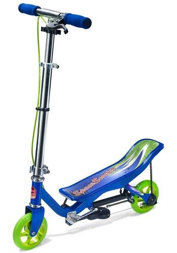 Space scooter junior (ESS1JrBu): blauw