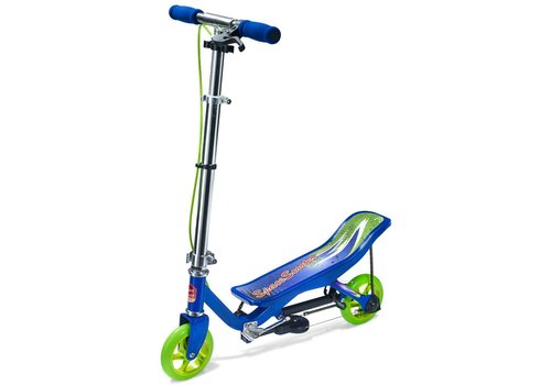 Space scooter junior (ESS1JrBu): blauw