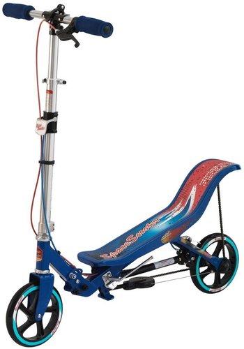 Space Scooter (ESS2Bu): blauw
