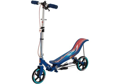 Space Scooter (ESS2Bu): blauw