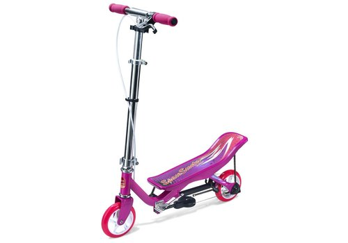 Space scooter junior (ESS1JrPi): roze