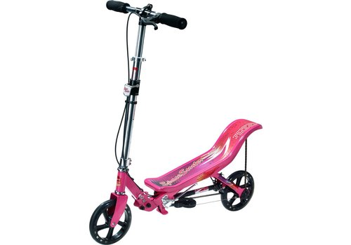 Space Scooter (ESS2Pi): roze