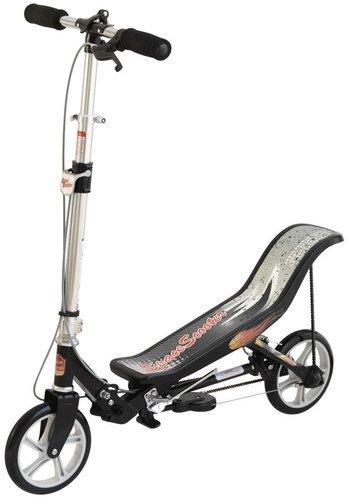 Space scooter (ESS2Ba): mat zwart
