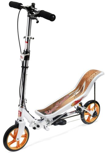 Space Scooter (ESS2Wt): mat wit
