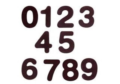 Nummers voor op kleding of tassen