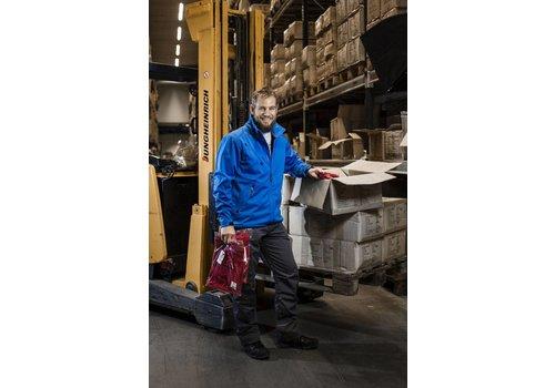 Jobman Softshel jack voor werk en promotie