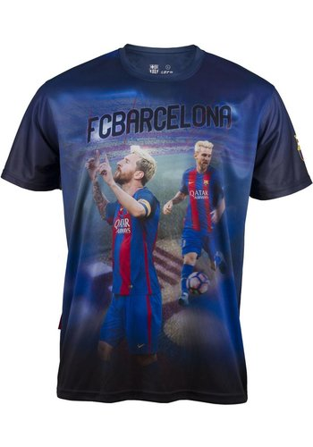 Messi T-shirt barcelona Messi (CYM7E)