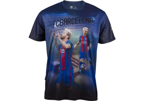 Messi T-shirt barcelona Messi (CYM7E)